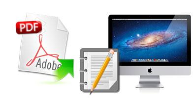 Mac(OS XのLion、Mavericks、YosemiteとEl Capitan含み)用OCR付きPDF編集ソフト
