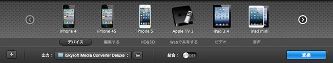 macの動画変換ソフト