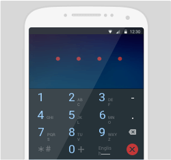 locked out of android phone