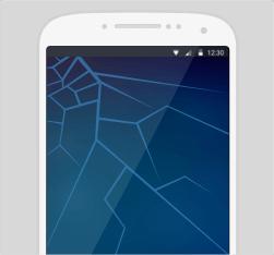 unlock android with broken screen