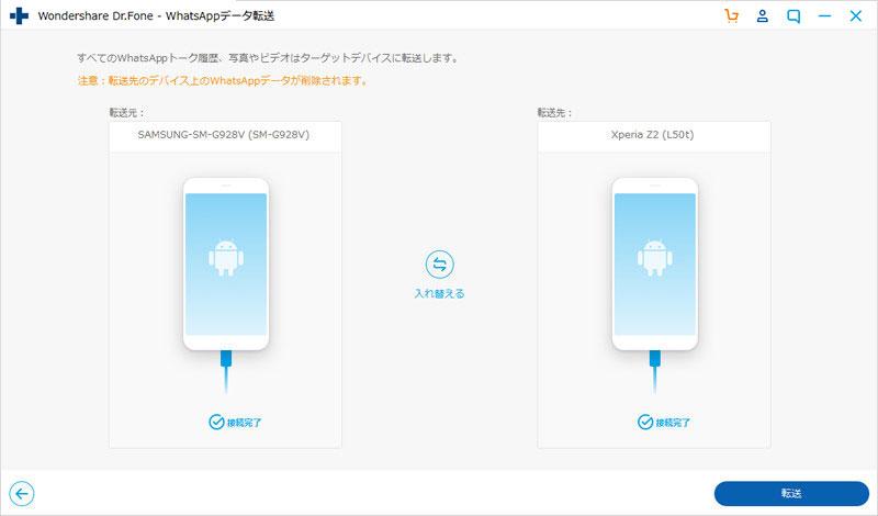 transfer whatsapp data to iphone