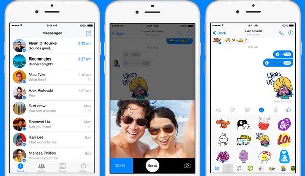 iOSデバイス上にFacebook Messengerのメッセージを保存する方法
