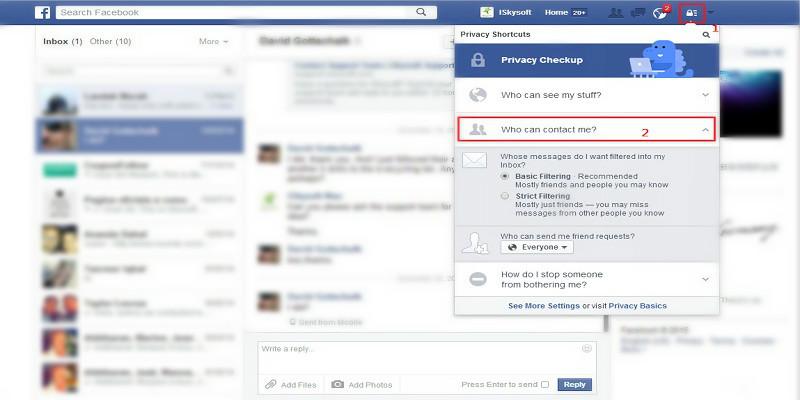 Facebookトラブルシューティング