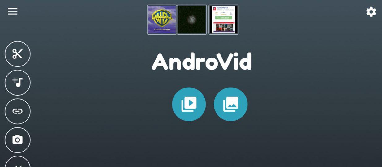 AndroVidビデオトリマー