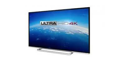 4K対応テレビで4K動画を再生