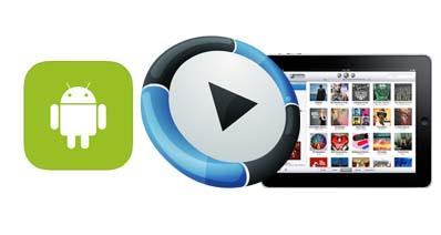 iPad上でAndroid動画を再生する方法