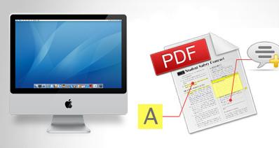 MacでPDFに注釈を付ける方法