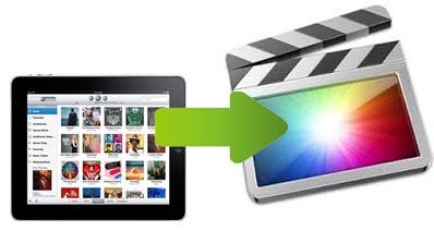 iPadでFinal Cut Proを操作するアプリについて