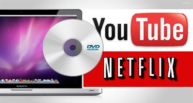 DVDにNetflixを焼く方法