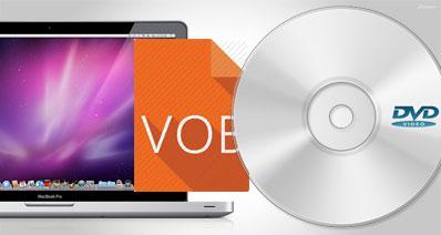 MacでVOBファイルをDVDに変換