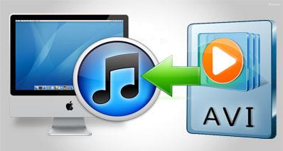 MacでAVIフアイルを変換&iTunesにインポートする方法