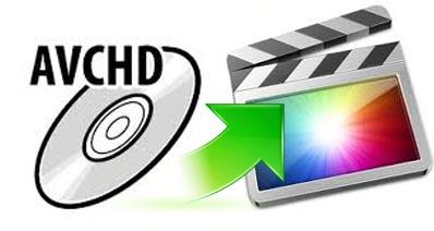 MacでAVCHDをFinal Cut Proに取り込む方法