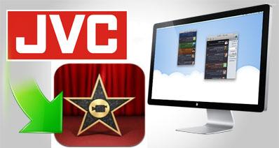 JVC MODを変換してiMovieやFCPにインポートする方法
