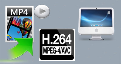 Mac OS XでMP4をH.264に変換する方法