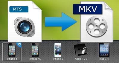 Mac OS X上でMTS/M2TSをMKVに変換する小技