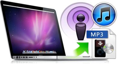 Mac上のiTunesでMP3ファイルをポッドキャストに変換する方法