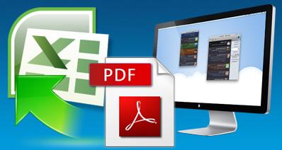 PDF EXCEL 変換:PDFをエクセルに変換する方法