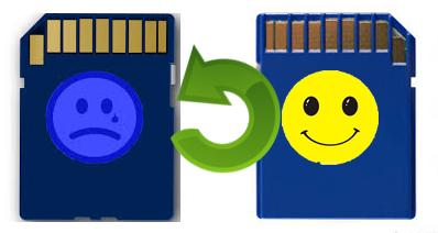 無料でSDカードを復元するトップ3のツール