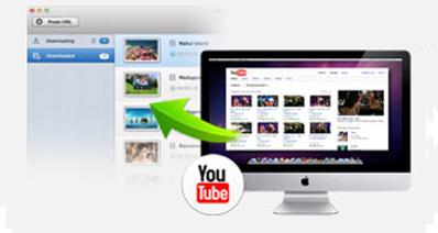 Mac OS X上でFlash動画をダウンロード