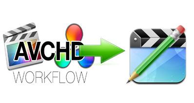 MacでのAVCHD動画を編集する方法
