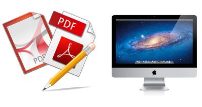 Mac OS X用の無償PDF編集ソフトのベスト5(ヨセミテ/マーべリックス)
