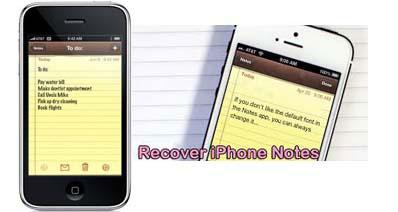 iPhone 6/6Plusデバイスから無くなったメモを復旧するには?