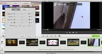 一般的なビデオ編集ソフトの比較表