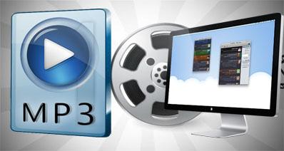 MP3ファイル圧縮