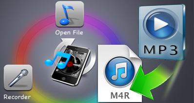 iTunesの代替ソフトでmp3→m4r変換