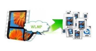 WLMPからWMVへの変換は超簡単
