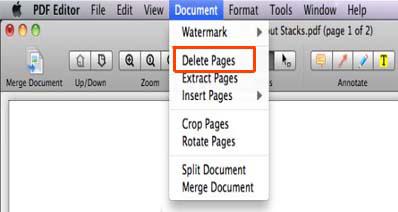 PDFのページを削除、挿入や抽出できるフリーソフト