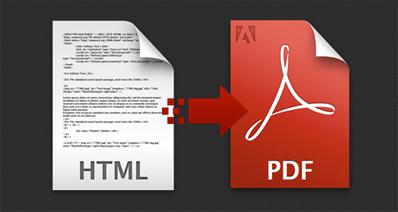 HTMLをPDFに変換する事で、他人に自分のソースを見せない!