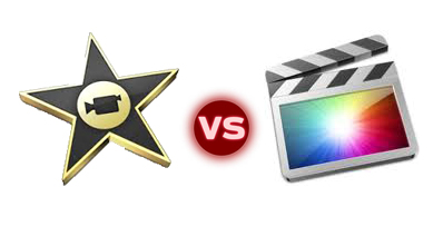 iMovie vs Final Cut Pro:iMovieとFinalcutの違いをまとめ