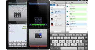 iPadから電話をかける方法