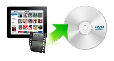iPadで撮影した動画をDVDに焼く・作成する