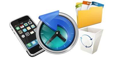 MacでiPhone5のデータ復元方法について