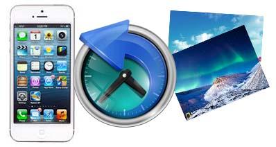 iPhone5写真データが消えたときの復元方法
