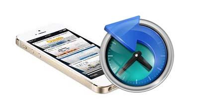 Mac OSで直接にiPhoneからデータ復元方法