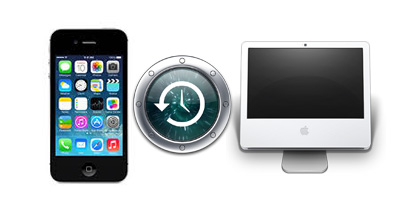 Mac上のiPhone 6/Plusのデータ復元方法
