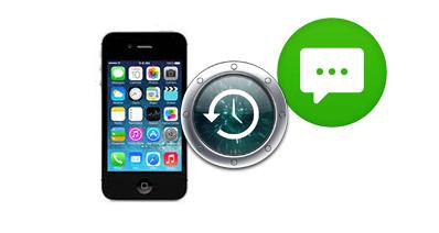 iPhoneメッセージ復元-iPhone 7/6/6s Plusから削除したSMSメッセージを復元する仕方
