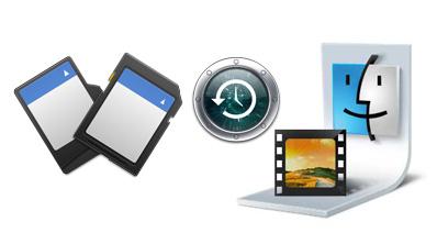 MacでKingstonのUSBメモリーを復元する方法