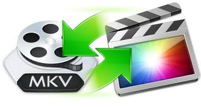Mac OS X上でMKVをFinal Cut Pro(ファイナルカット・プロ)用に変換