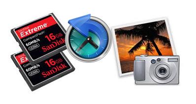 MacでSDカードから画像を復元しよう