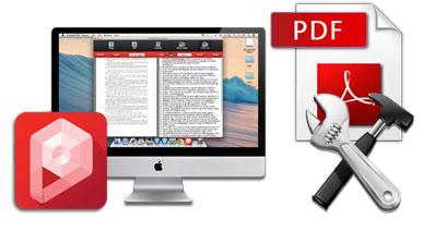 MacでPDFファイルを編集するには