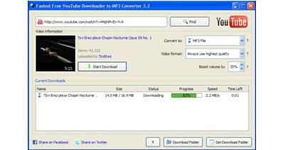Mac OS X Yosemiteで無料で動画をダウンロード