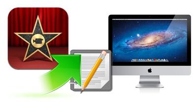 iMovieを使ってMacで無料で動画を編集する