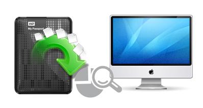 MacでWestern Digitalのデータを復元することなら?