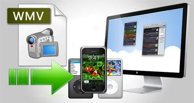 Mac OS XでWMV動画をiPod/iphoneに変換してインポート