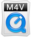 AVIファイルM4V変換