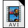 AVIムービーM4Vへ変換 Mac